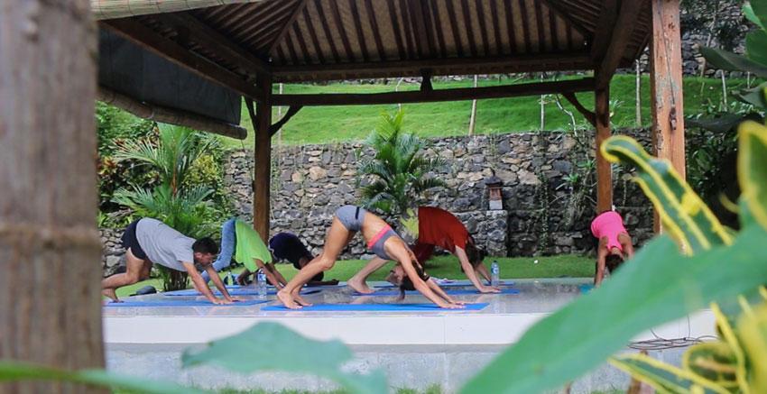 Yoga Retreat in Bali at Pelan Pelan Bali